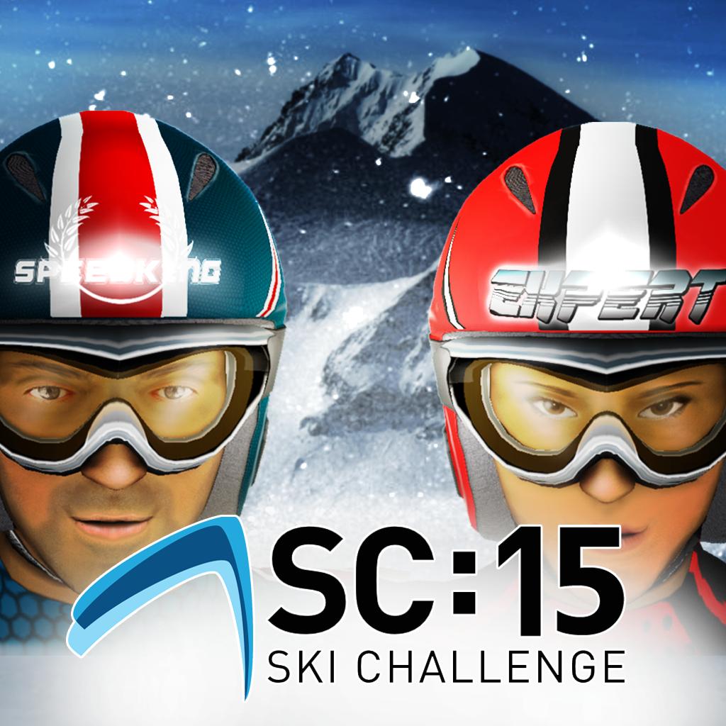 Ski Challenge 15 iOS